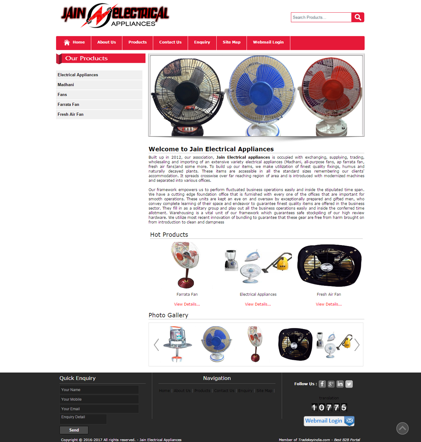 Jain Electrical Appliances