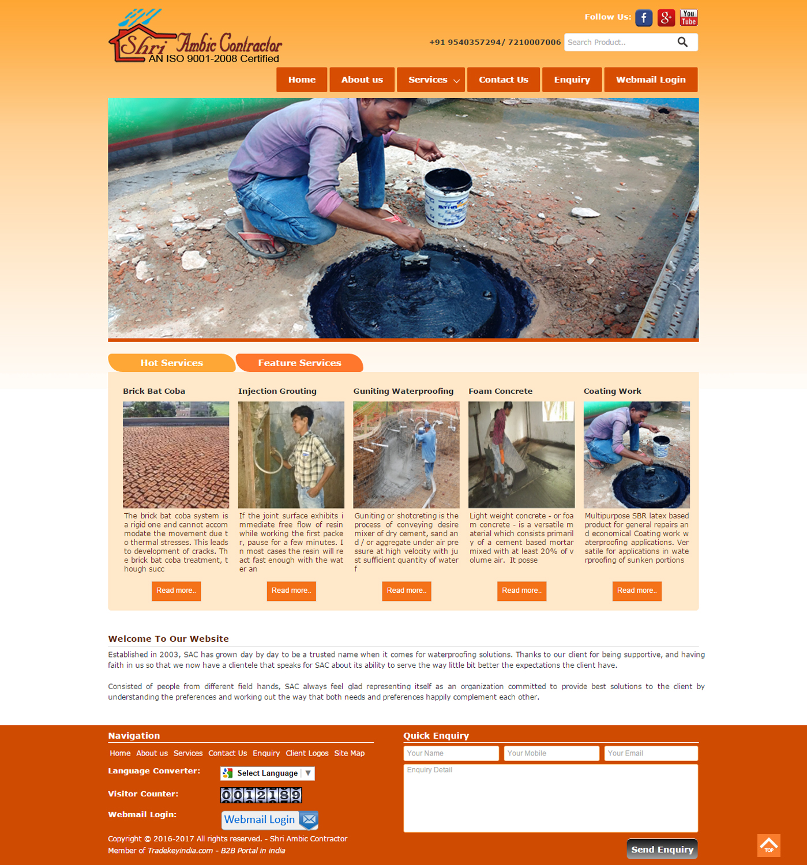 Shri Ambic Contractor
