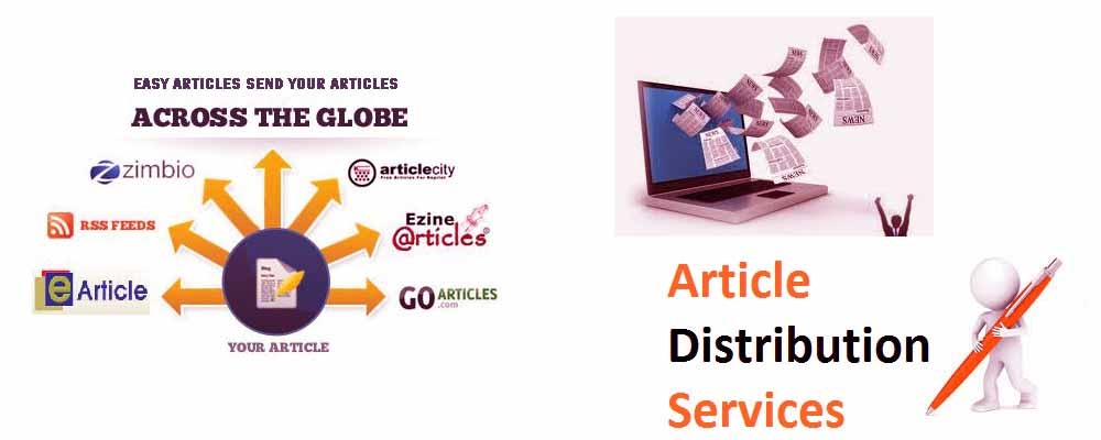 Service Provider of Article Distribution Services