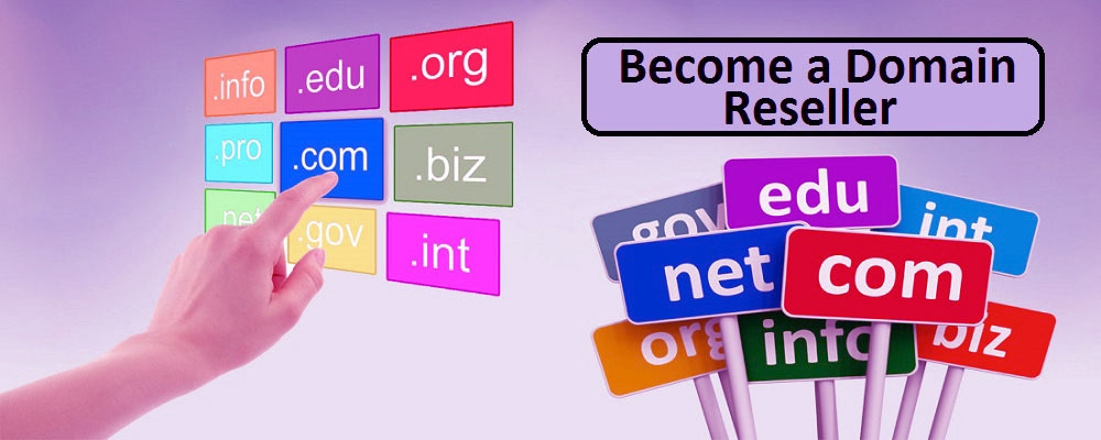 Service Provider of Become Domain Reseller