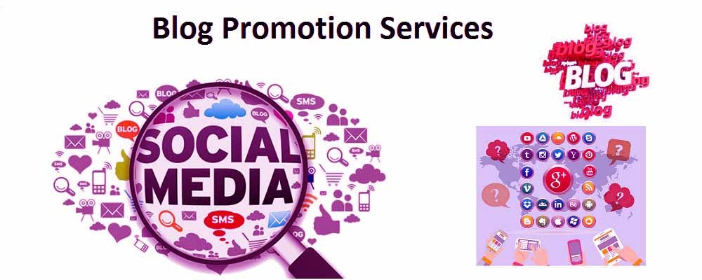 Service Provider of Blog Promotion Services