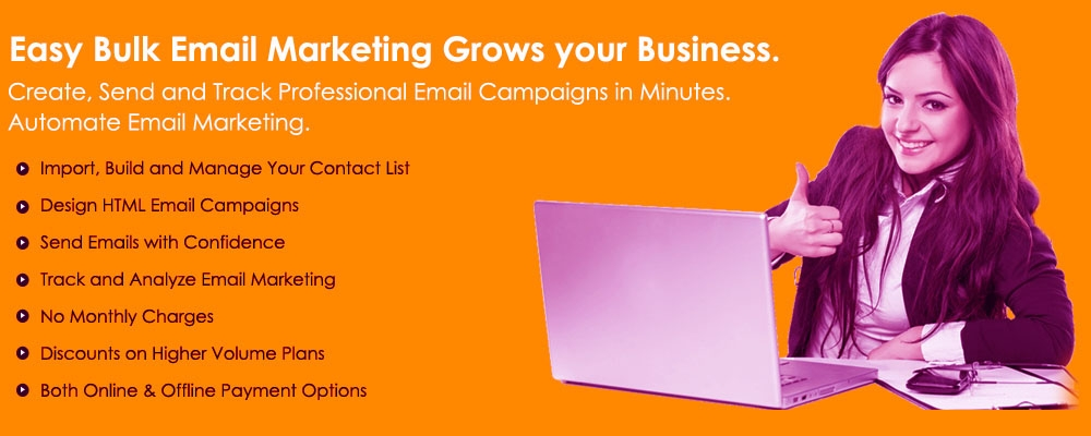 Bulk Email Software Solution | Bulk Email Software | Company