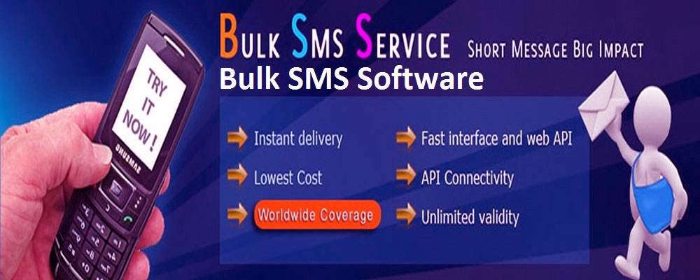 Service Provider of Bulk SMS Software