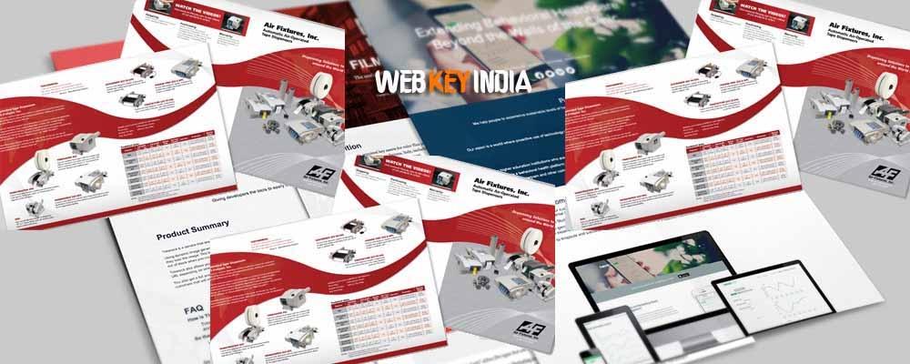 Service Provider of Brochure/Catalog Designing