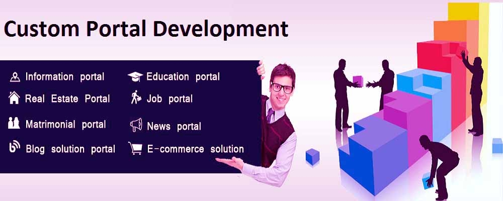 Service Provider of Custom Portal Development