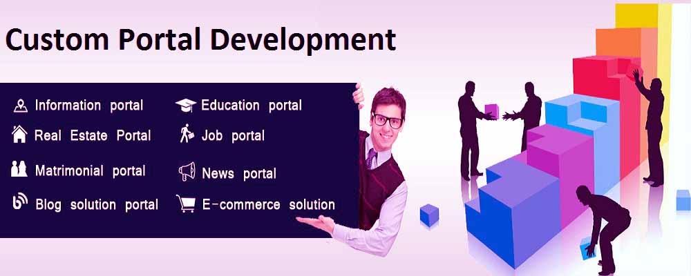 Service Provider of Custom Portal Development