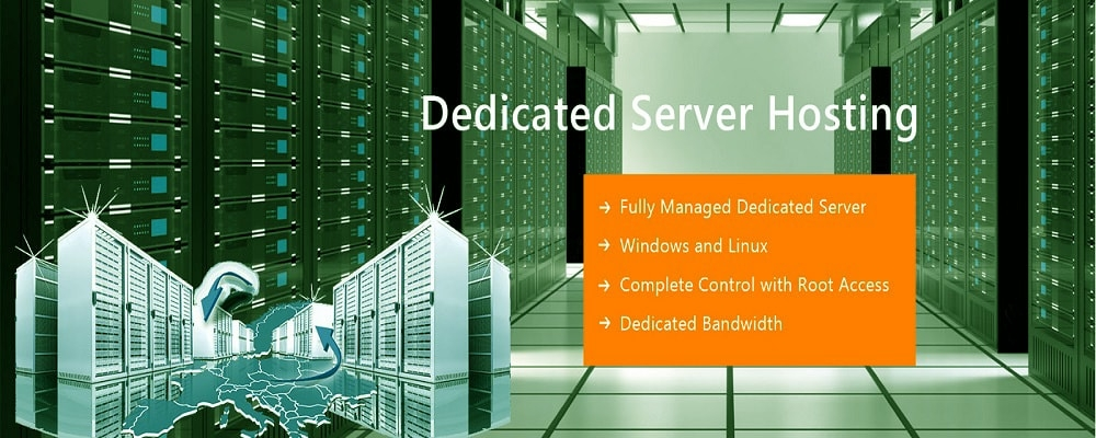 Service Provider of Dedicated Servers