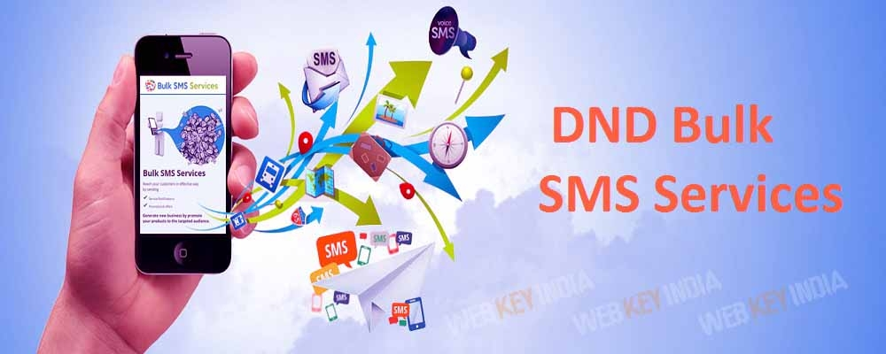 Service Provider of DND Bulk SMS Services