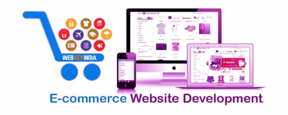 Service Provider of eCommerce Website Development