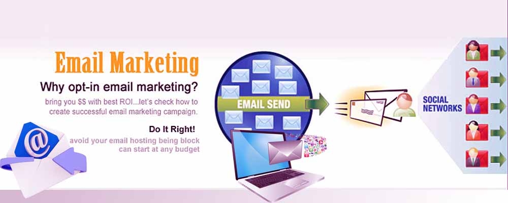 Service Provider of Email Marketing Services