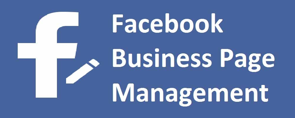 Service Provider of Facebook Business Page Management