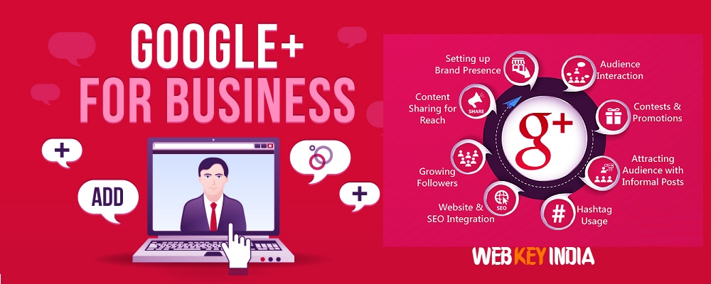 Service Provider of Google Plus Business Page Management