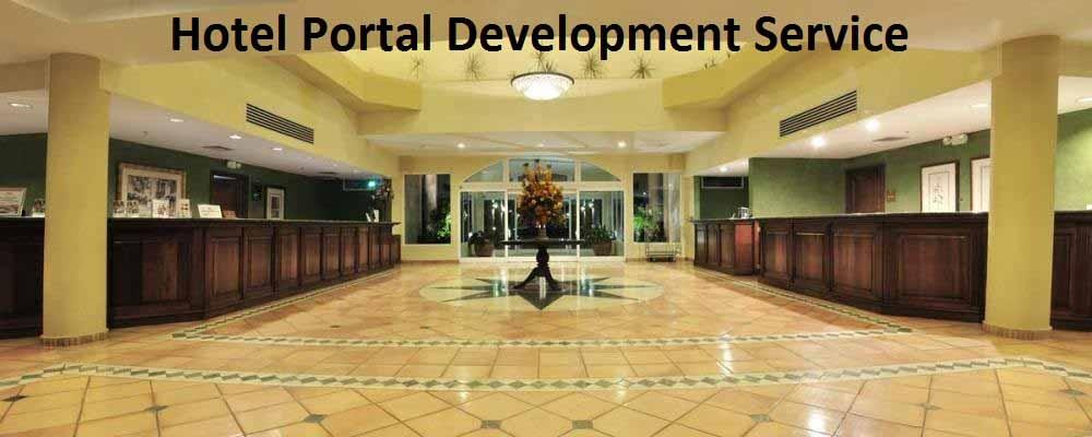 Service Provider of Hotel Portal Development Service
