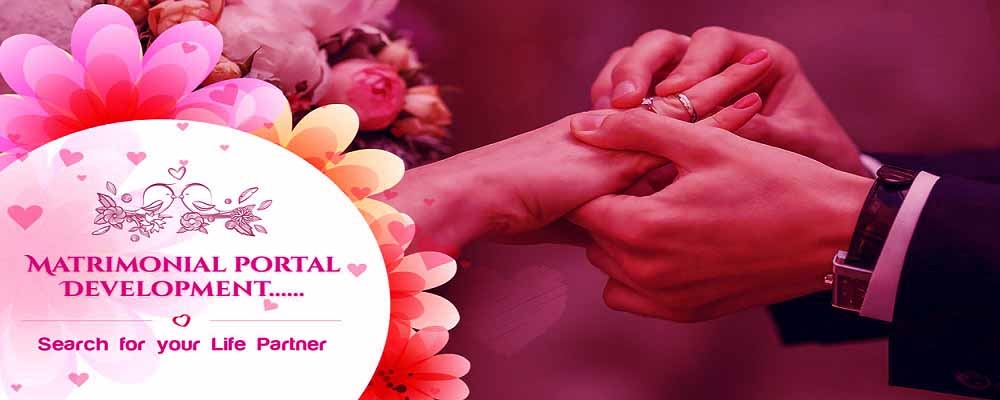Service Provider of Matrimonial Portal Development