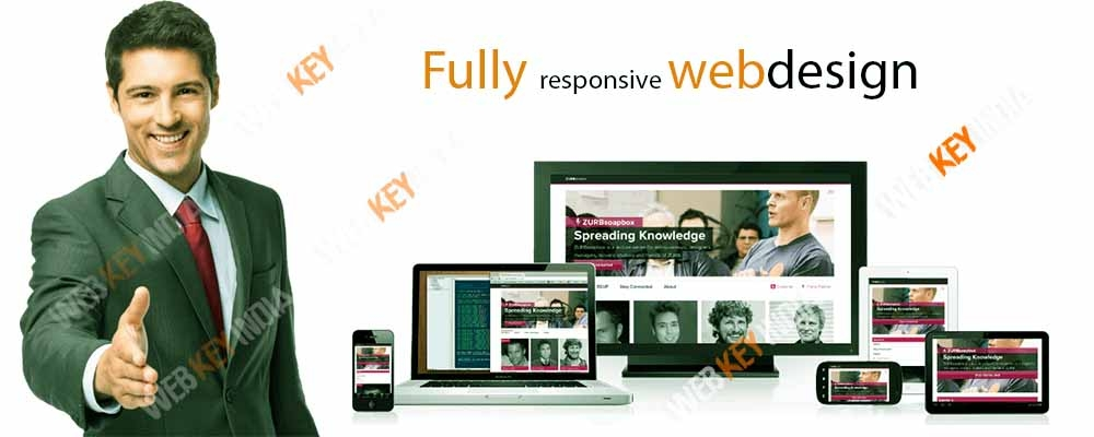 Service Provider of Mobile Responsive Web Designing