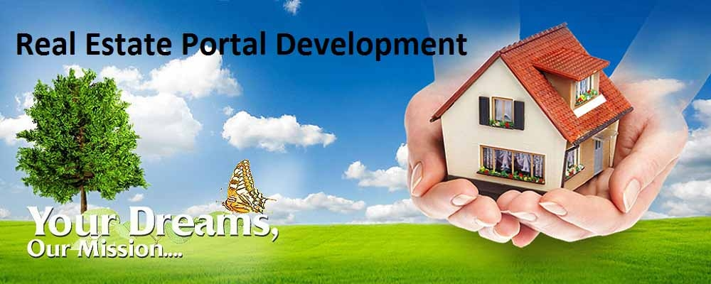 Service Provider of Real Estate Portal Development