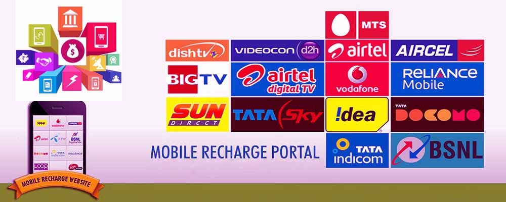 Service Provider of Recharge Portal Development