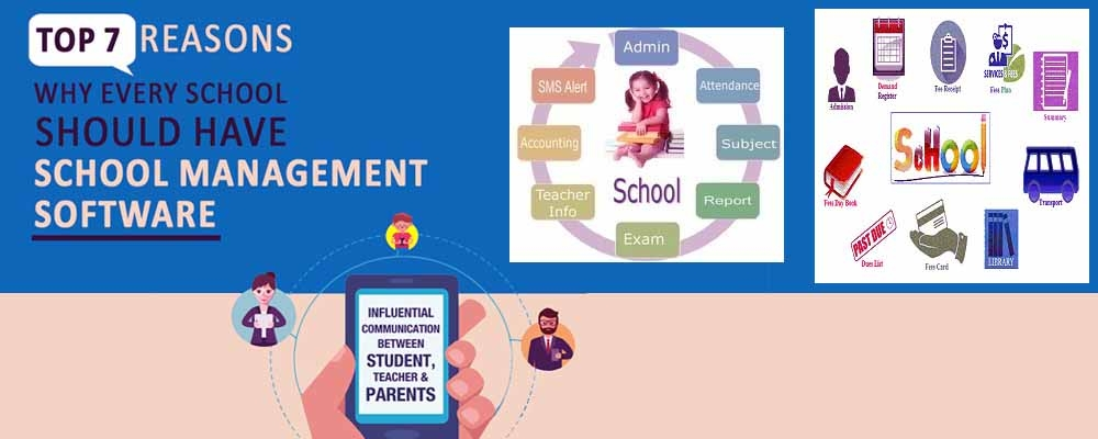 Service Provider of School Management Software