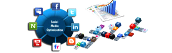 Service Provider of Social Media Optimization