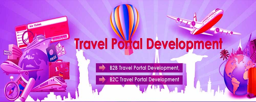 Service Provider of Travel Portal Development