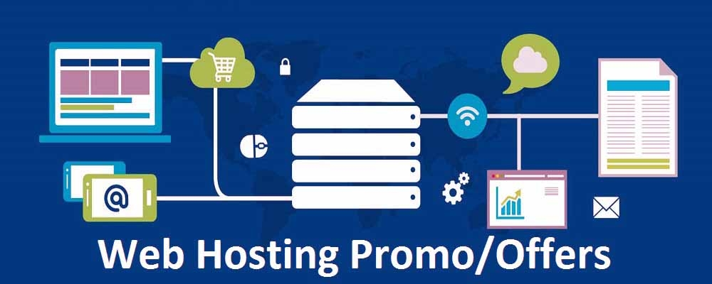 Service Provider of Web Hosting Promo/Offers