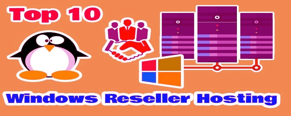 Service Provider of Windows Reseller Hosting