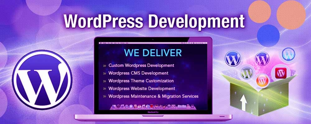 Service Provider of Wordpress Website Development
